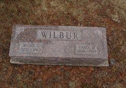 Grace M Wilbur