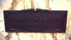 Charlotte M <i>Martin</i> Bouffleur