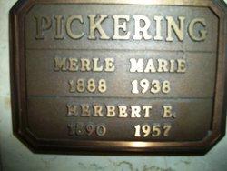 Herbert E Pickering