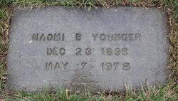 Naomi <i>Blodgett</i> Younger