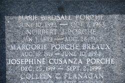 Josephine <i>Cusanza</i> Porche
