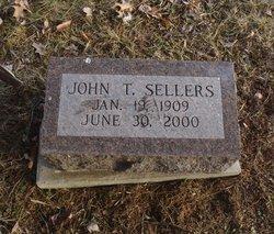 John T Sellers