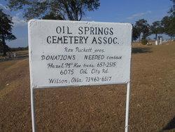 Oil Springs Cemetery