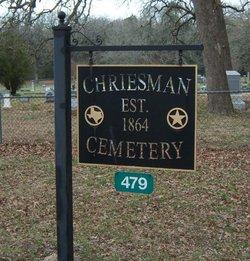 Chriesman Cemetery