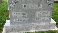 Eugene Fields Beeler