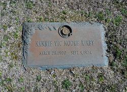 Nannie Vic <i>Moore</i> Kirby