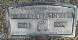 Lillian Ida <i>Drury</i> Altom