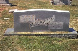 Arthur H Arterburn