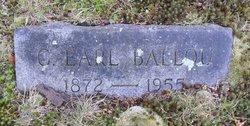Clarence Earl Ballou