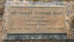 Reverdee Edward Gray