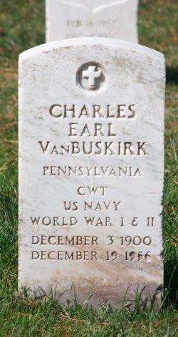 Charles Earl VanBuskirk