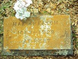 Georgia Mae <i>Crawford</i> Cheatom