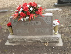 Mary <i>Pridgen</i> Barker