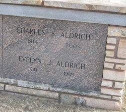Charles F Aldrich