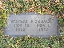 Robert Thomas Bob Fishback