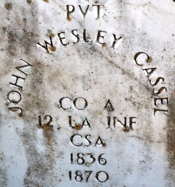 John Wesley Cassel