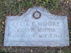 Lelia Frances <i>Gonce</i> Fishback Moore