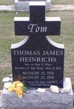 Thomas James Tom Heinrichs