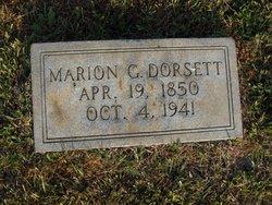 Marion Gaston Dorsett