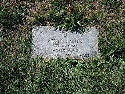 Edgar J Alter