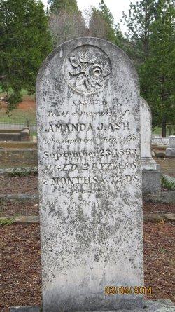 Amanda J Ash