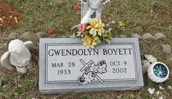 Gwendolyn <i>Walton</i> Boyett