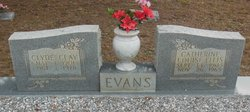 Clyde Clay Evans