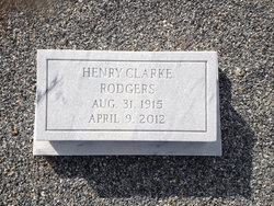 H Clarke Rodgers