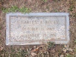 Charles A Boley