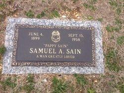 Samuel Austin Sain