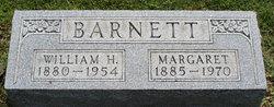 Margaret J <i>Williams</i> Barnett