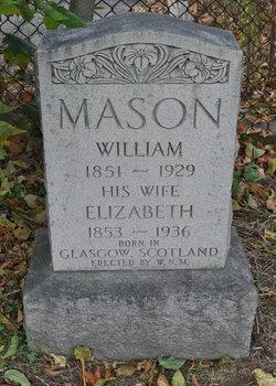 Elizabeth <i>Young</i> Mason