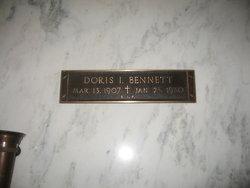 Doris Irene Bennett