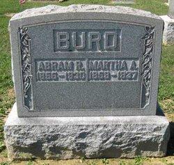 Abram R Burd