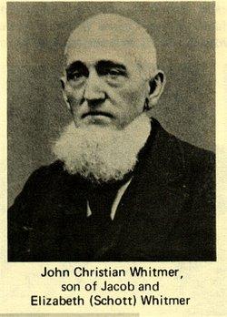 John Christian Whitmer