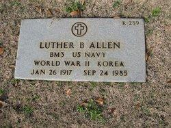 Luther B Allen