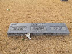 Rufus R Bass