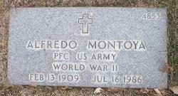 PFC Alfredo Montoya