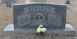 M Donnell Bennett