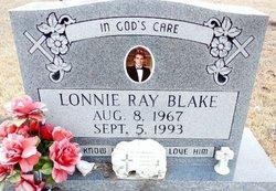 Lonnie Ray Blake