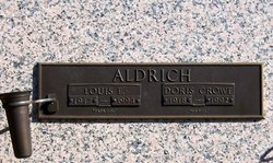 Doris <i>Crowe</i> Aldrich