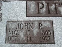 John R Pittman