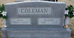 Robbie L. <i>Wigginton</i> Coleman