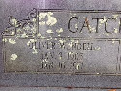Oliver Wendell Catchings