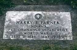 Harry Edward Farner