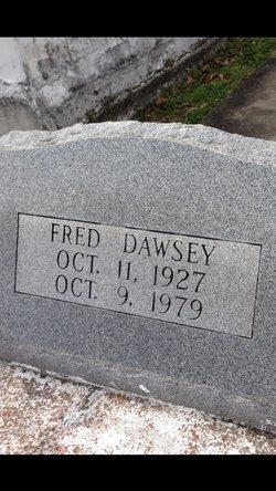 Fred Henry Dawsey