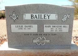 Mary Imogene <i>Hill</i> Bailey