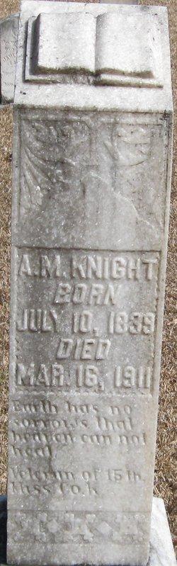 Asa M Knight