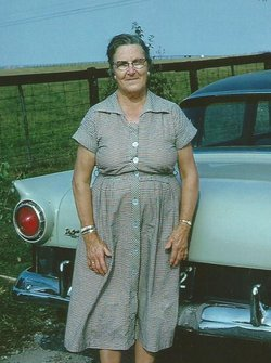 Mamie Rhineschmidt <i>Sosby</i> Borling