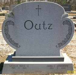 Arthur Boyd Outz, Jr